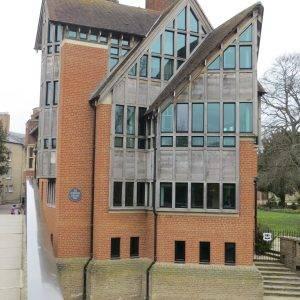 The Jerwood Library @ Trinity Hall