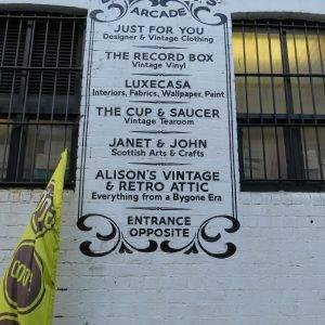 De Courcy Arcade
