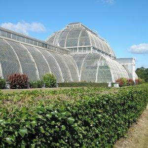 Paml House at Kew Gardens in England ** Note: Slight blurriness, best at smaller sizes
