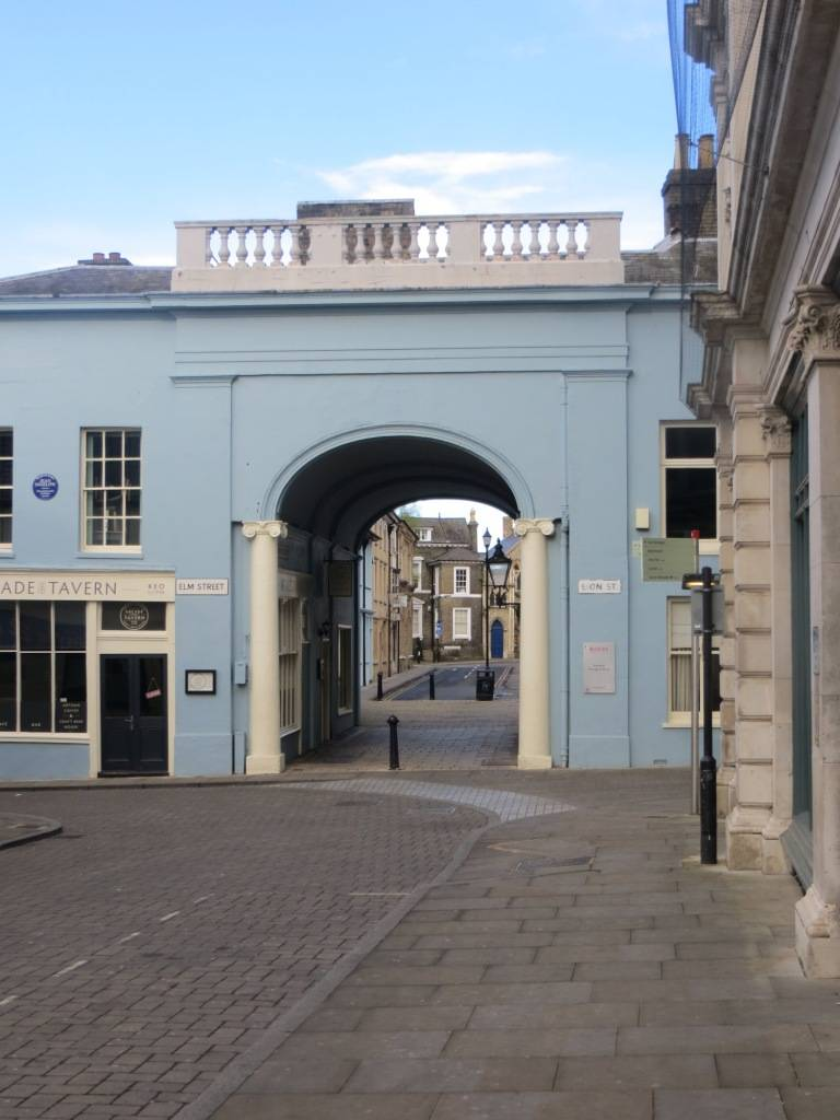 Ipswich - Urban Rambles
