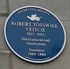 exeter-veitch-blue-plaque