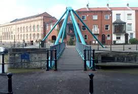 14. bathurst basin footbridge