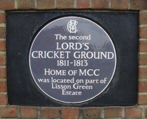 lords-cricket-lisson-grove-plaque