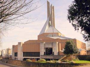 6) Clifton Cathedral