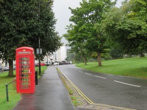 clifton downs phone box