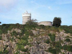 Clifton Observatory In Bristol