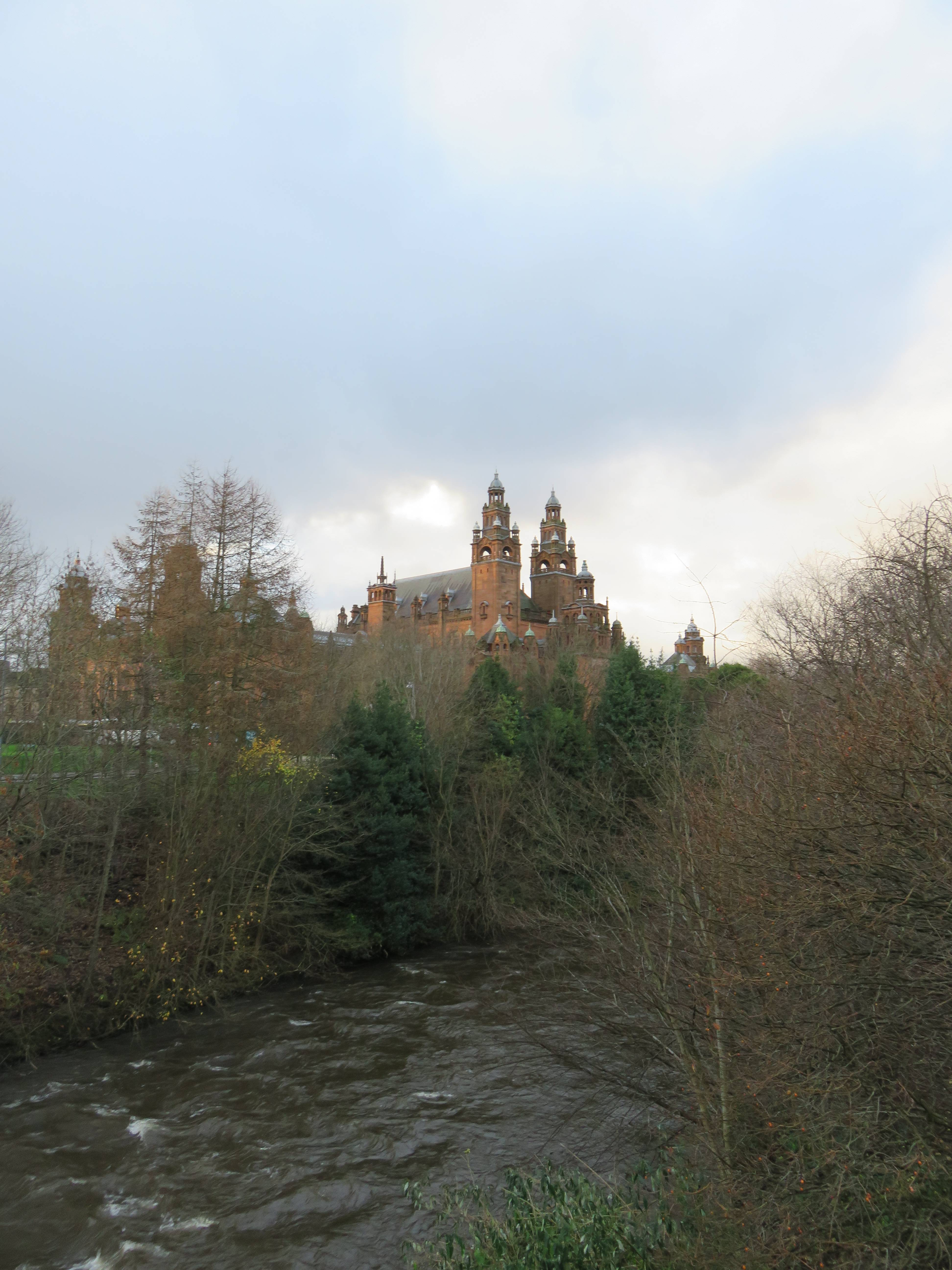 river kelvin and the museum